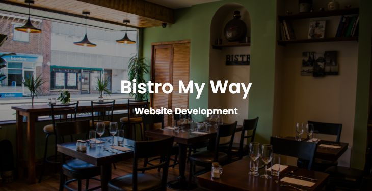 Bistro My Way Project